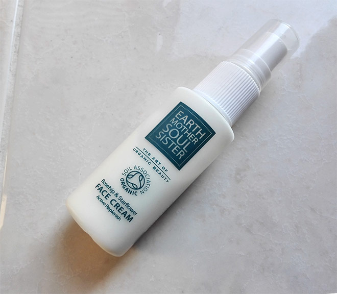 earth mother soul sister face cream